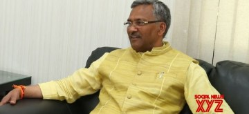 Trivendra Singh Rawat. (File Photo: IANS)