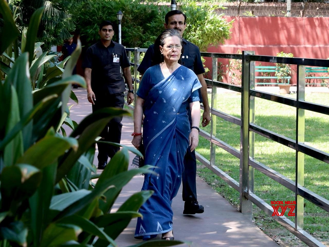 New Delhi: - Congress Working Committee meeting #Gallery