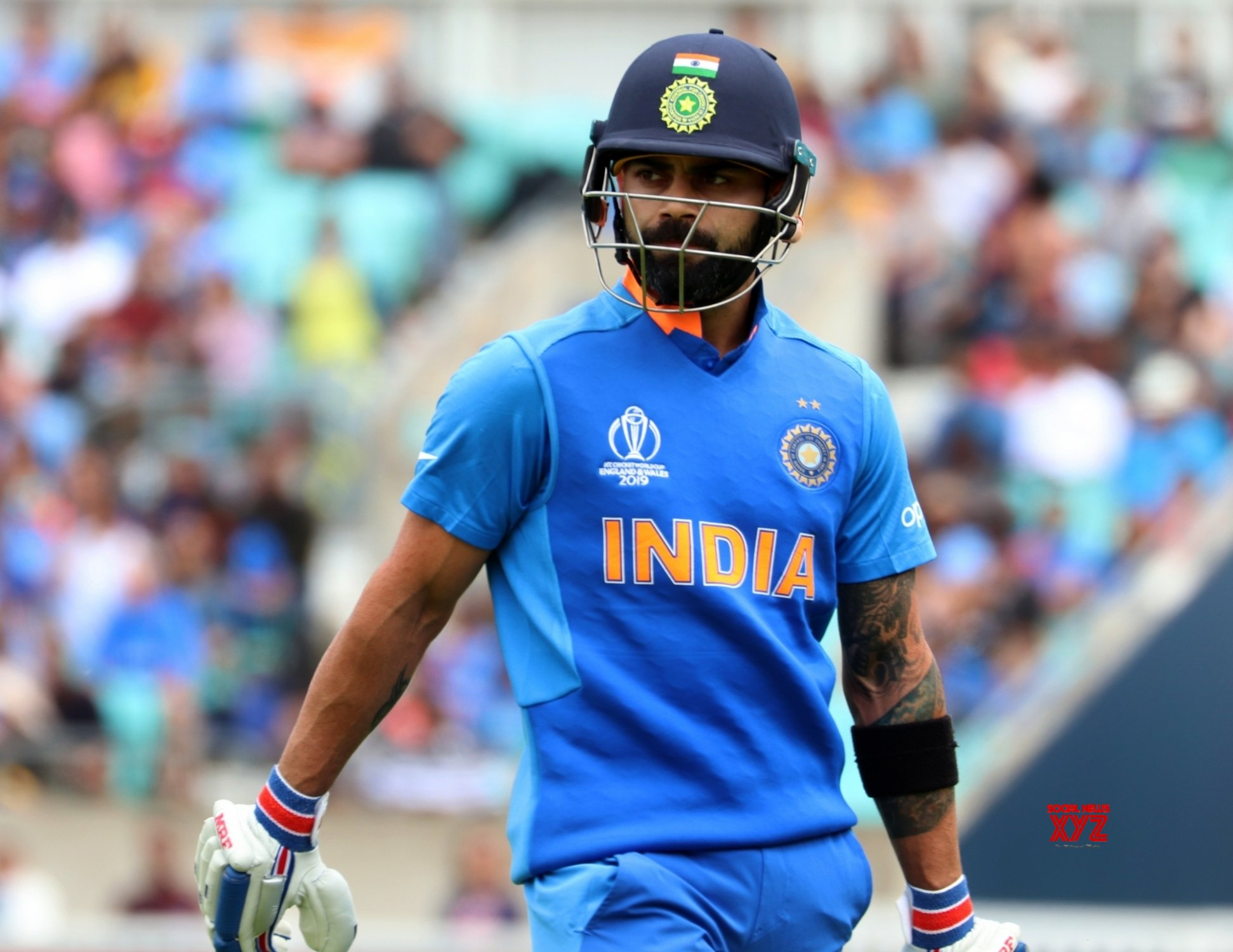 London: ICC World Cup Warm - up Match - India Vs New Zealand (Batch - 6) #Gallery