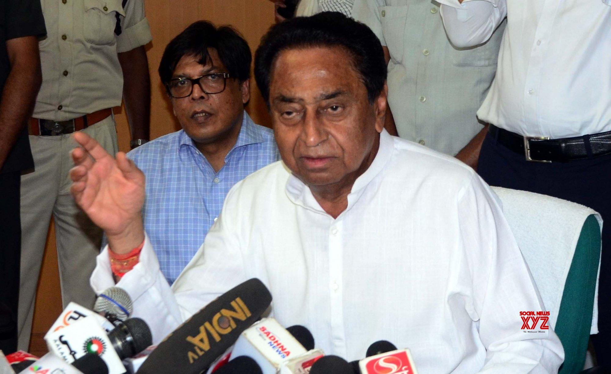 Kamal Nath may order probe into snooping by Shivraj government