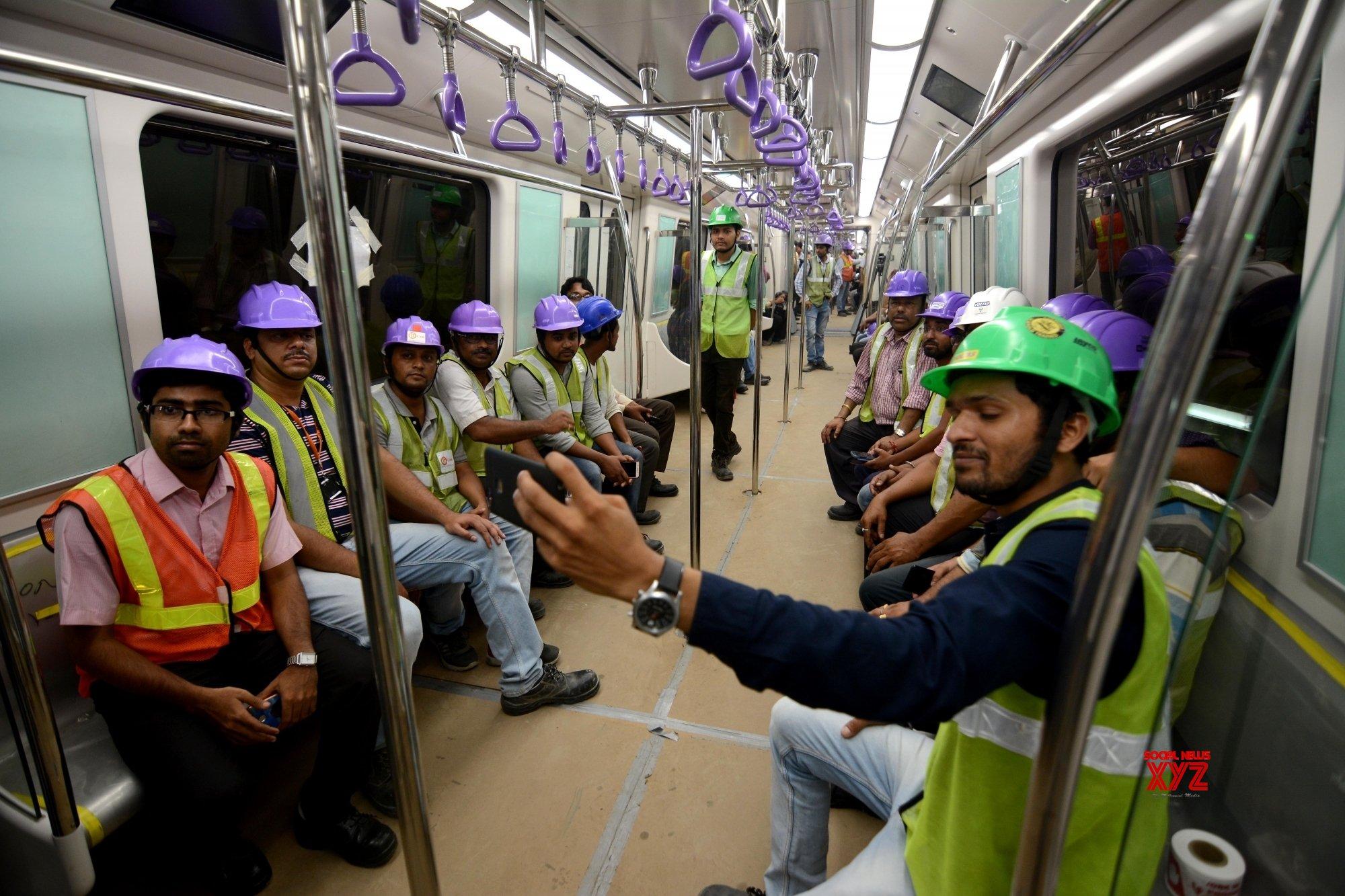 Kolkata: Kolkata Metro East