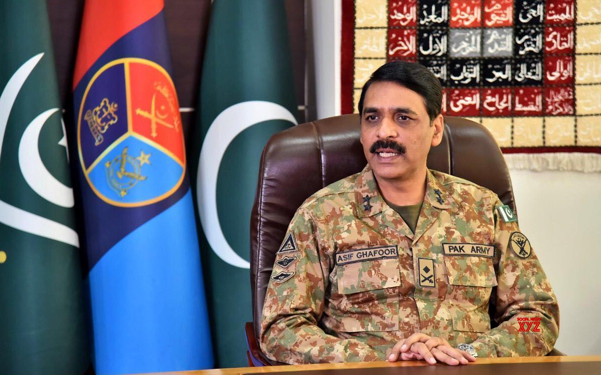 Pakistan Army 'warns India against any misadventure' - Social News XYZ