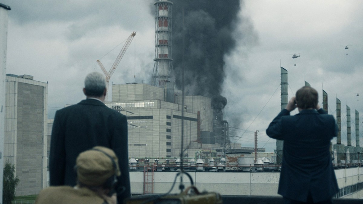 Chernobyl Review : A reminder of the apocalypse ahead (Rating; *** 1/2 )