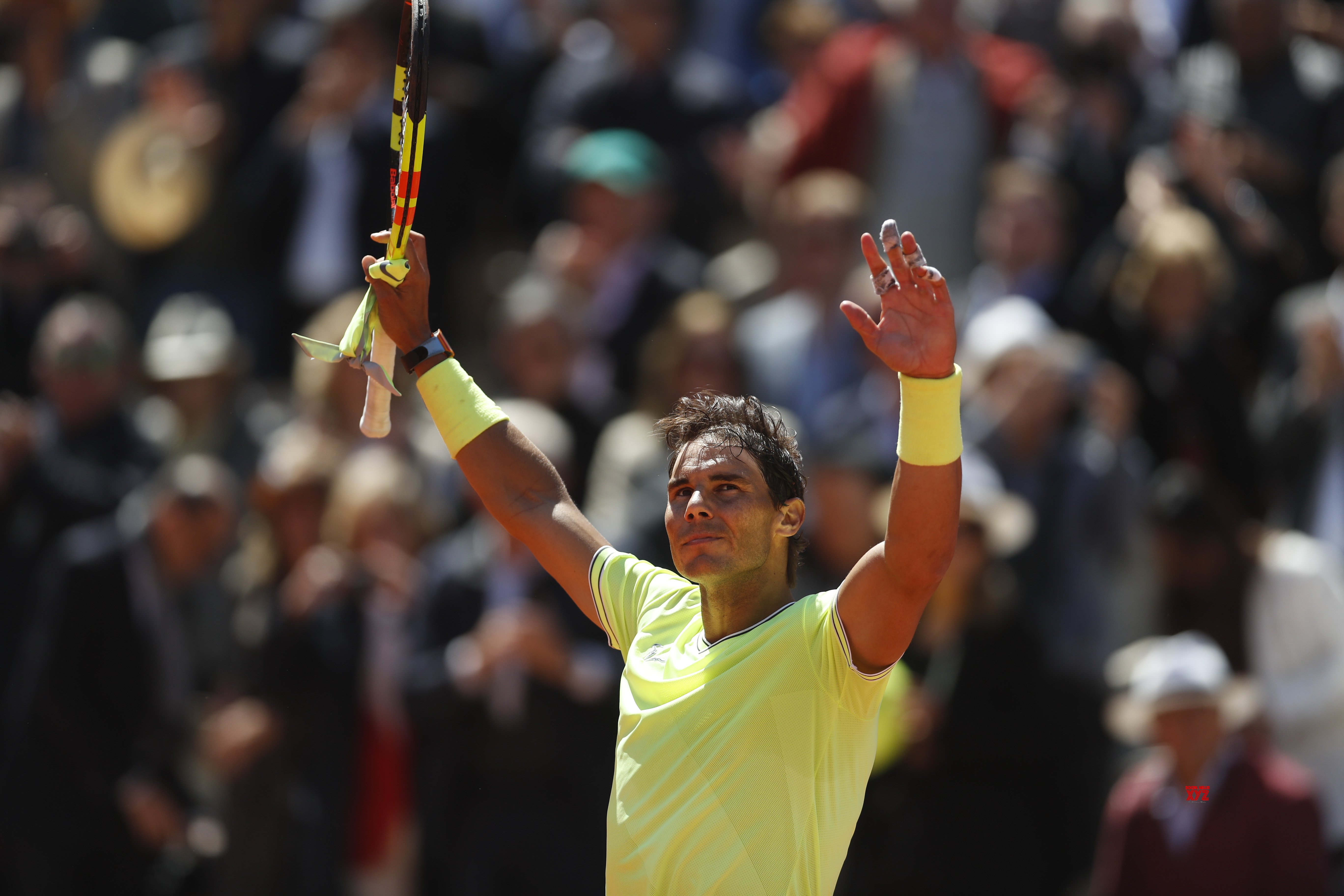 Nadal wins record 12th French Open crown