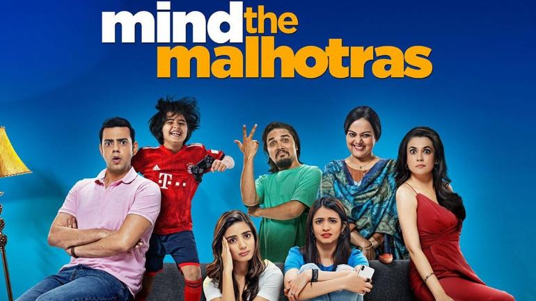 Mind The Malhotras Review: Mine-ful of laboured marital jokes (Rating: **)