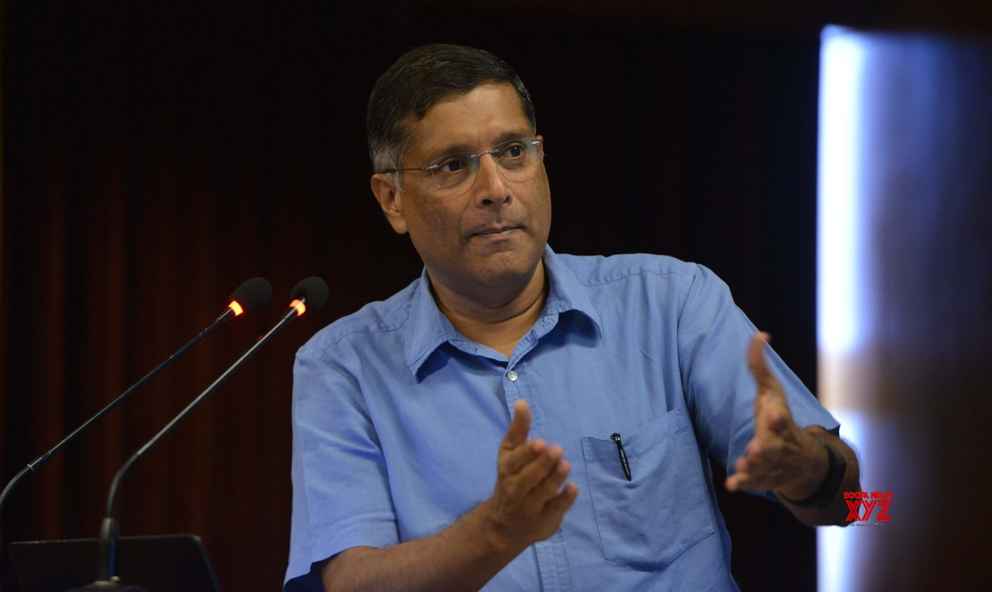 Subramanian questions GDP figures of which he too was a part