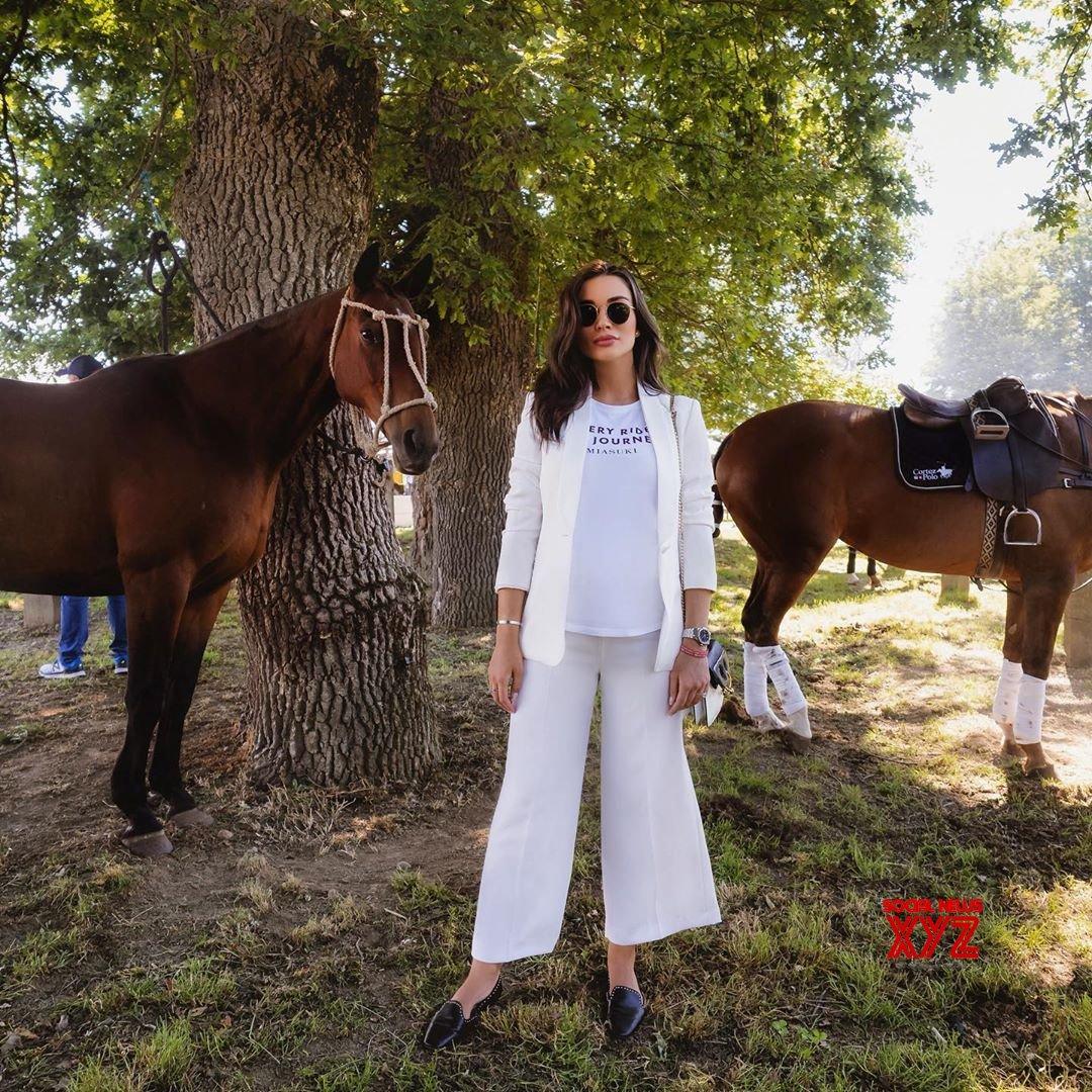 Actress Amy Jackson Latest Fashion Stills