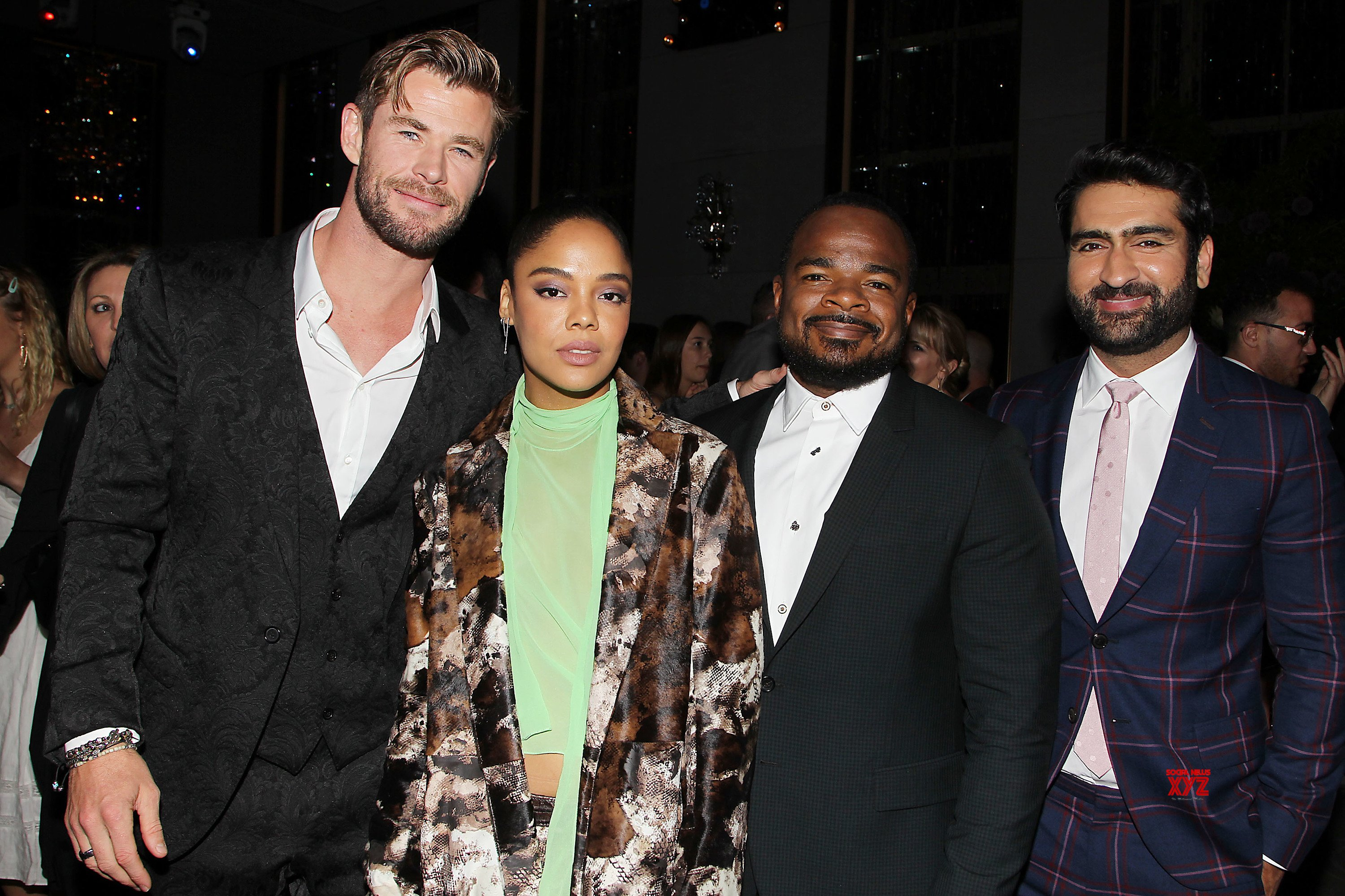 Men In Black: International Movie NY Premiere After Party HD Gallery