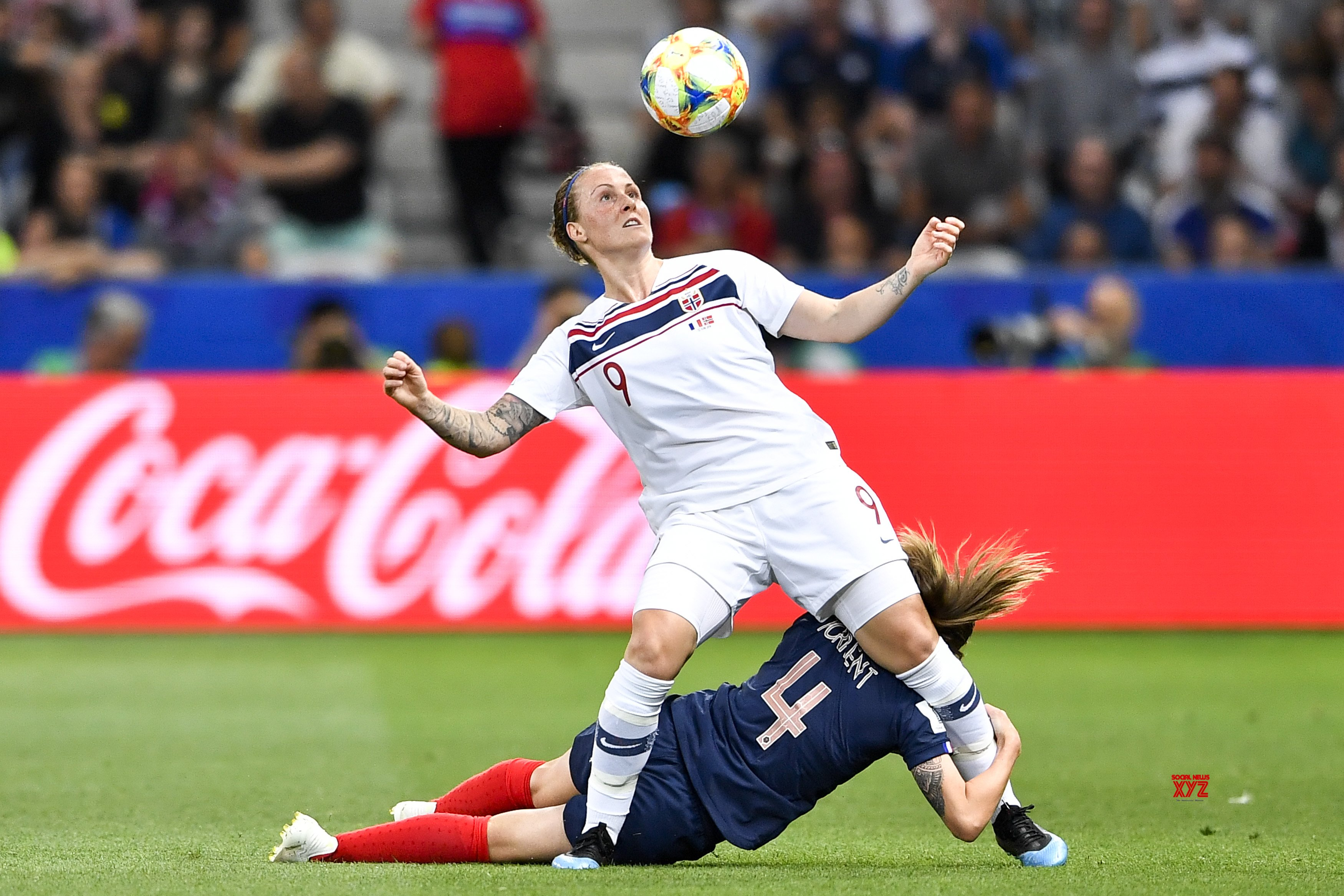 FRANCE - NICE - 2019 FIFA WOMEN'S WORLD CUP - GROUP A - FRANCE VS NORWAY #Gallery