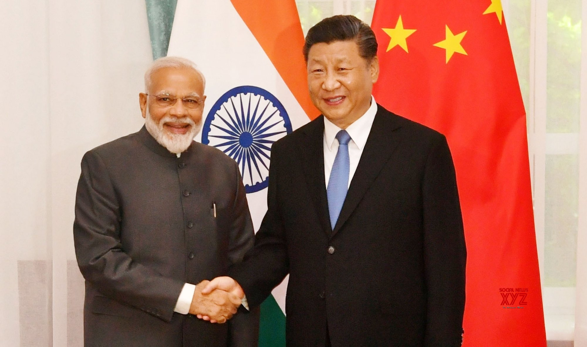 China, India should not pose threat to each other: Xi