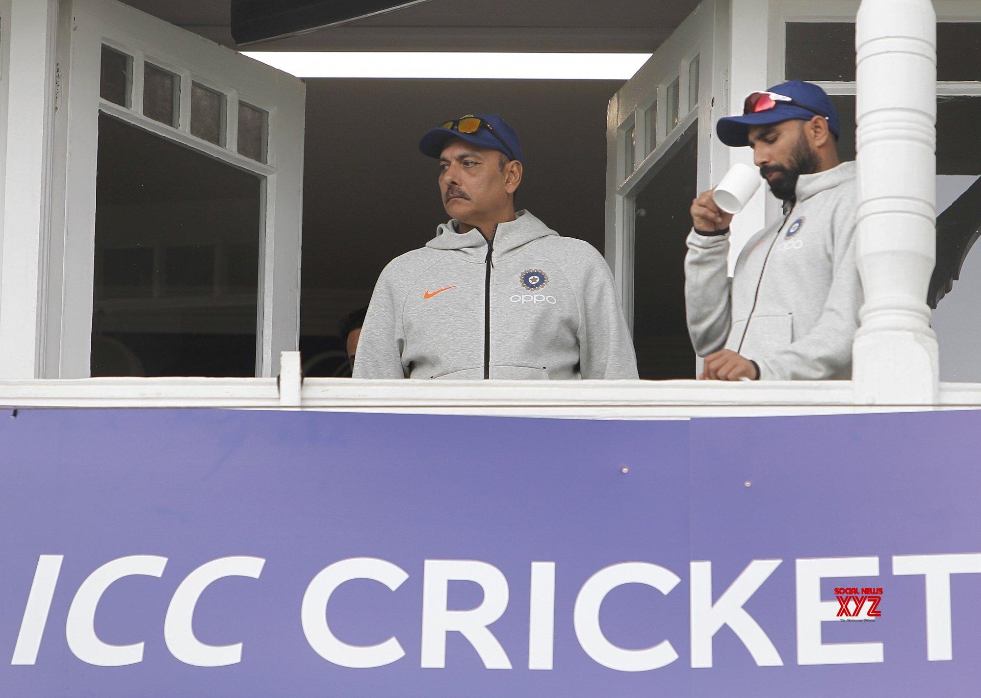 Nottingham (England): World Cup 2019 - Match 18 - India Vs New Zealand (Batch - 9) #Gallery