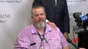 Paraplegic man sues Avenatti over missing $4M  (Video)