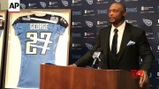 Titans to retire numbers of George and McNair  (Video)