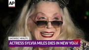ShowBiz Minute: Miles, Sorvino, Spears  (Video)
