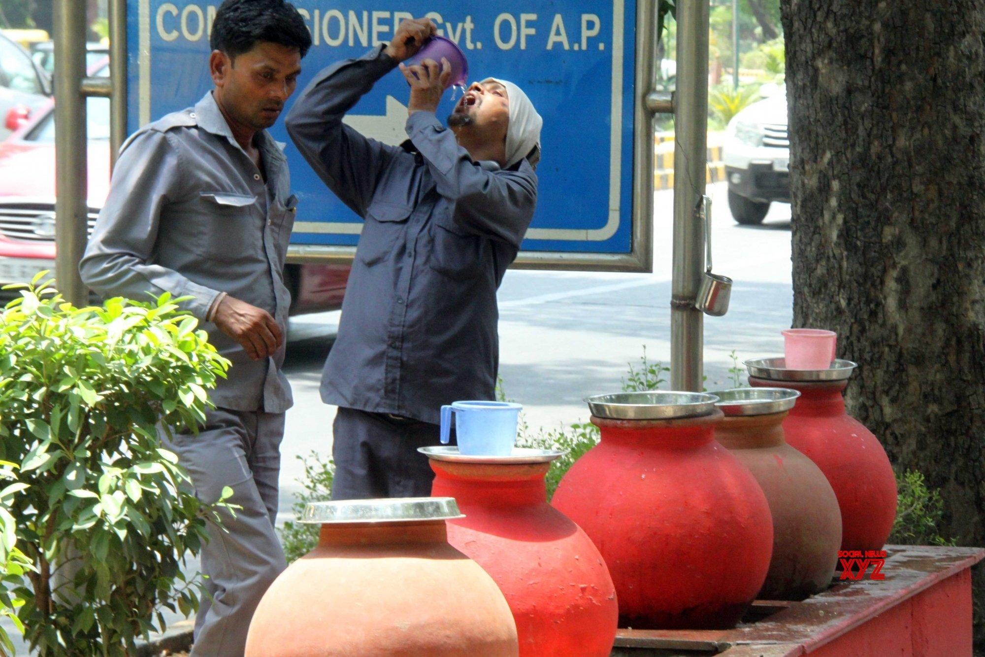 Delhi sizzles at 46.2 degree Celsius, severe heatwave to continue