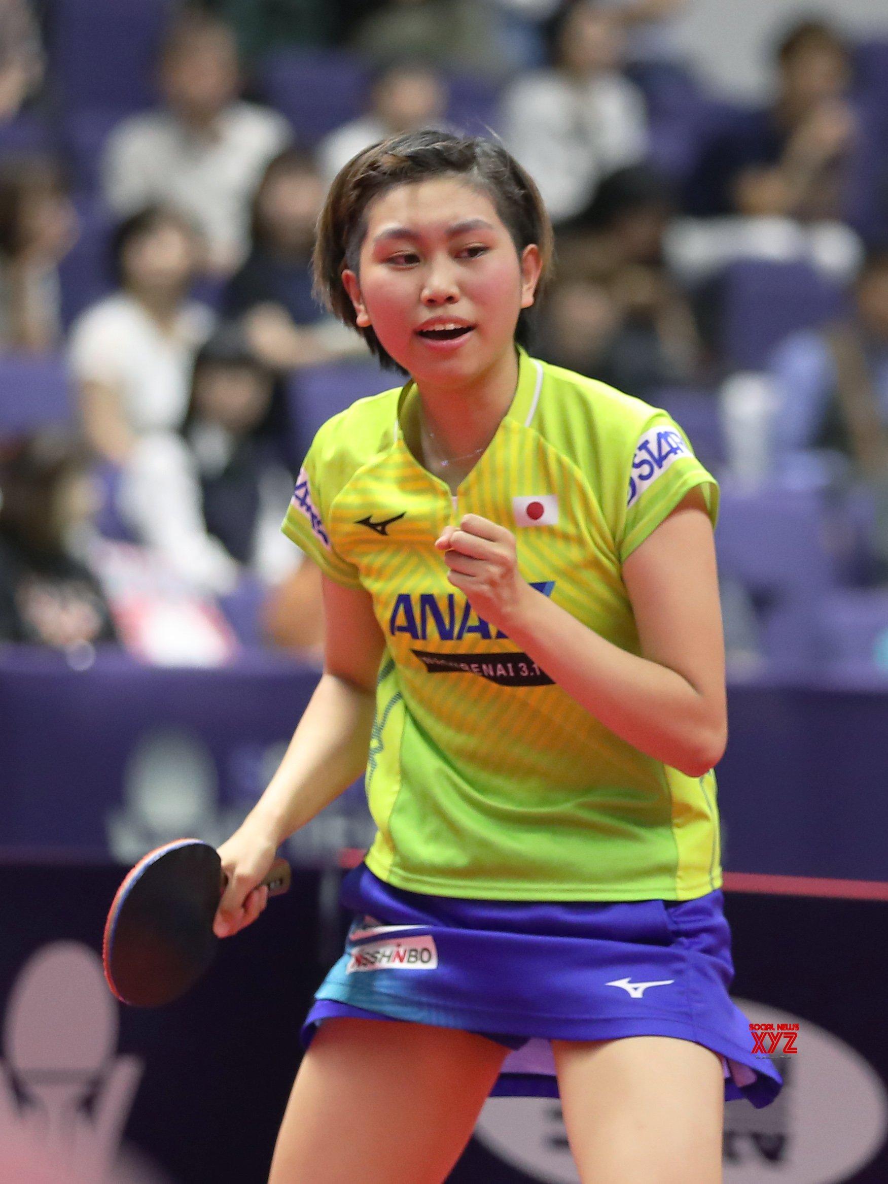 JAPAN - SAPPORO - TABLE TENNIS - ITTF JAPAN OPEN #Gallery