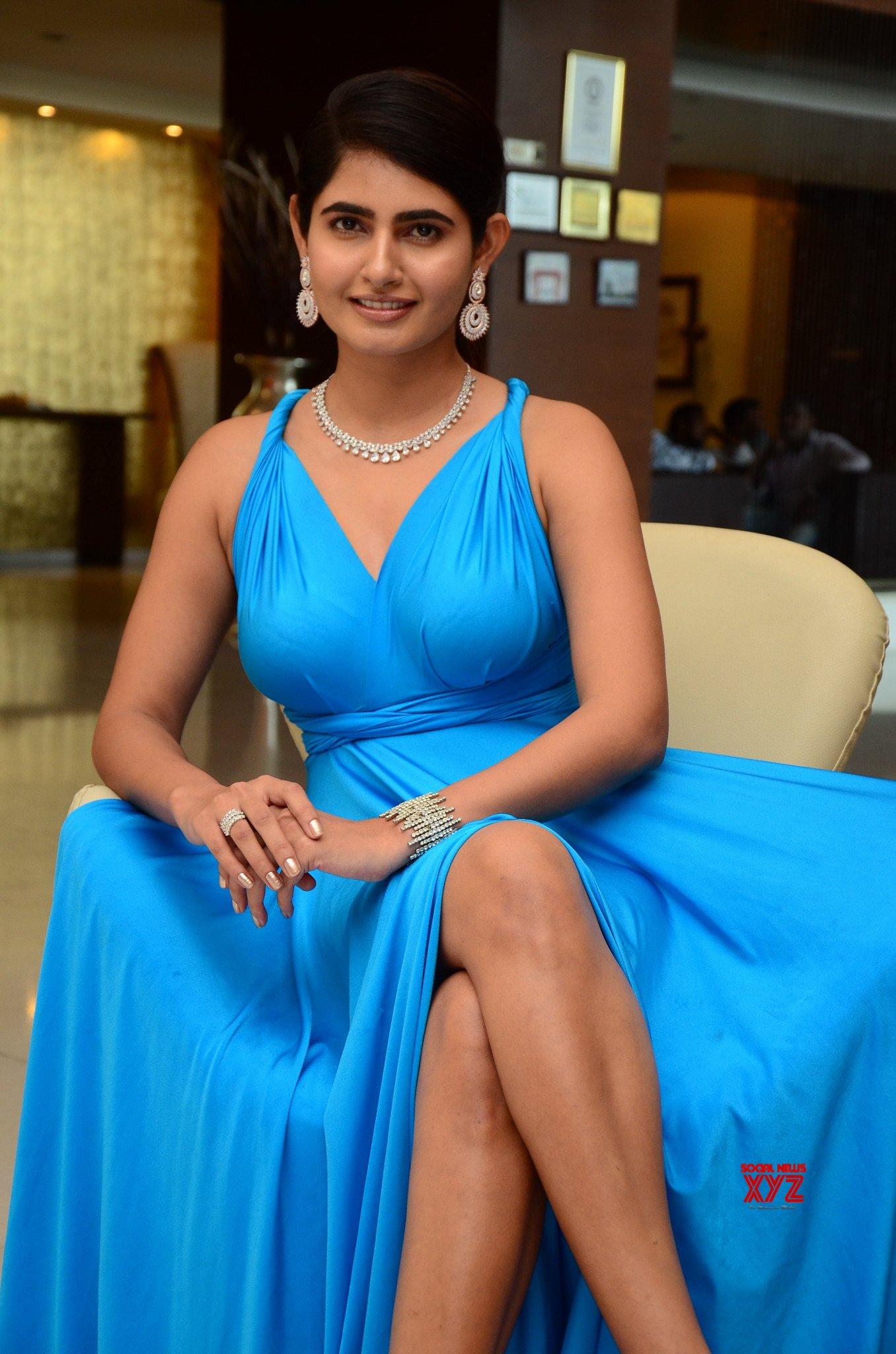 Actress Ashima Narwal Hot Stills From Killer Movie Success Meet