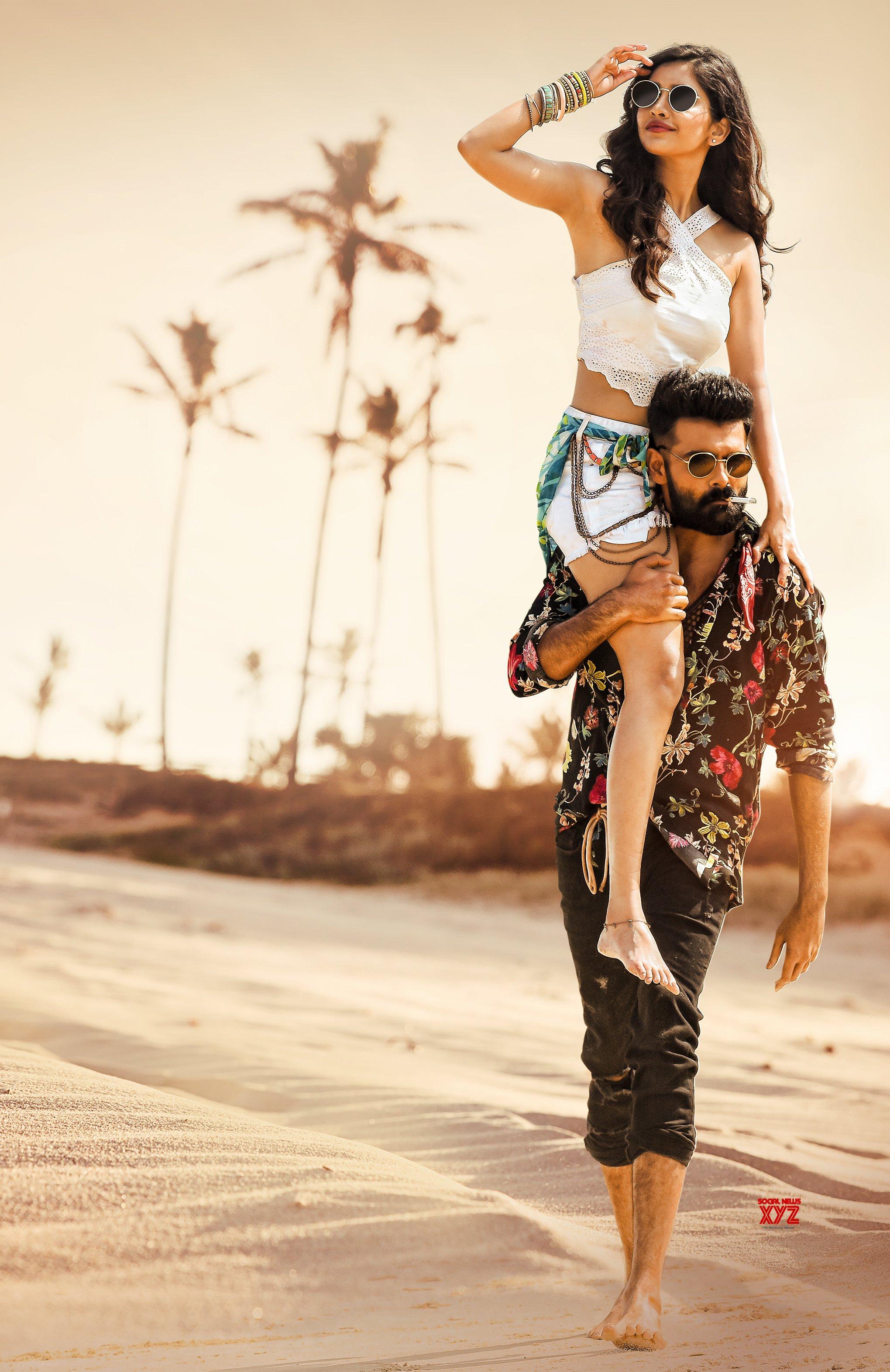 Ram Pothineni And Puri Jagannadh's ISmart Shankar Song Shooting In Maldives