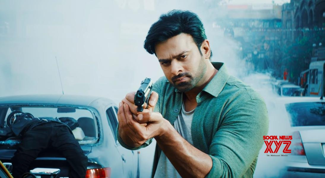 Saaho Teaser Hits Whopping 60 Million Plus Digital Views In 24 Hours
