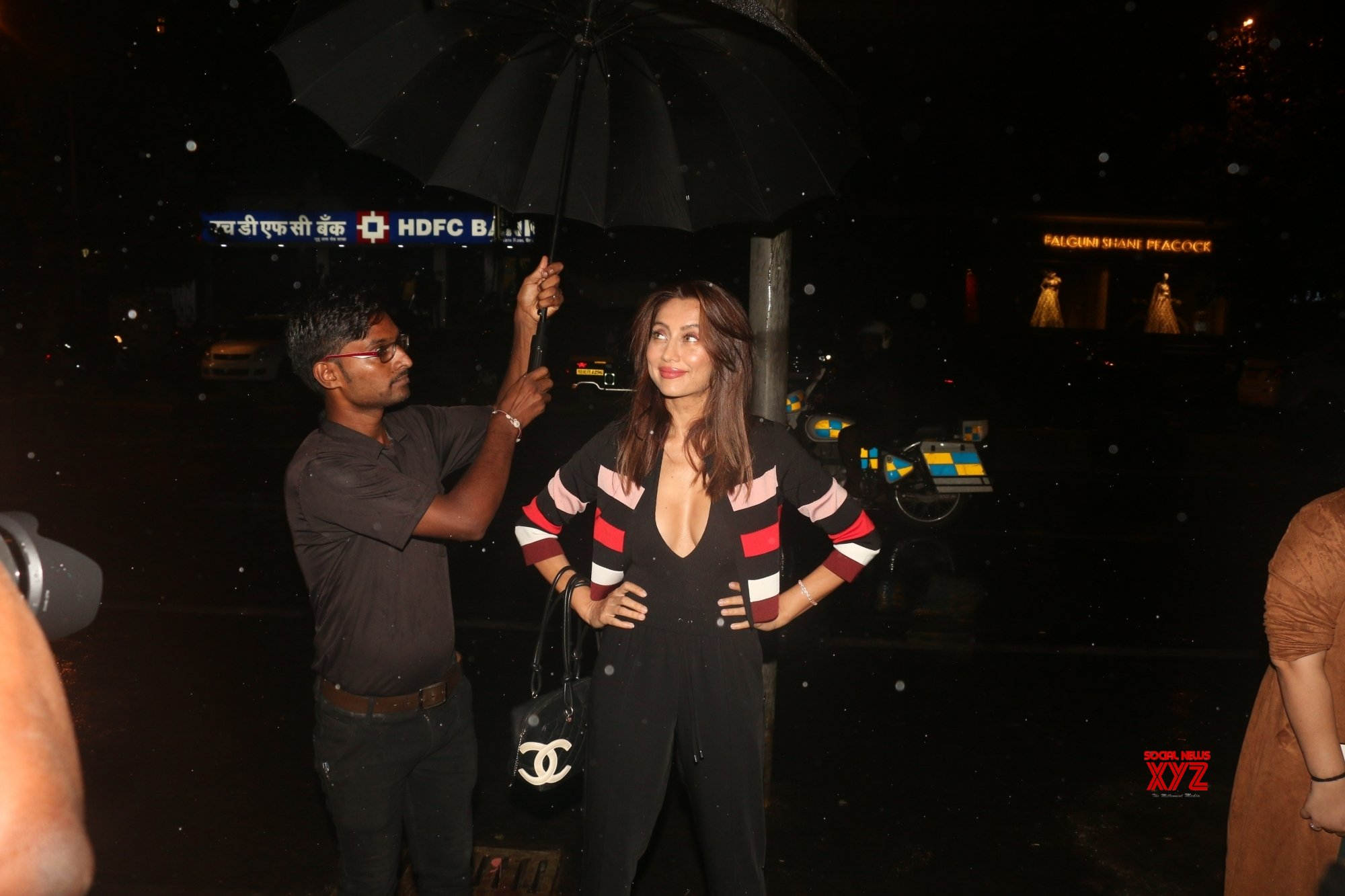 Mumbai: Anusha Dandekar at #FindThemOnBumble campaign launch #Gallery