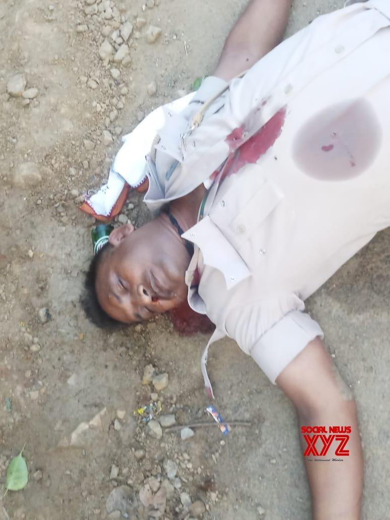 Seraikela: Maoist attack in Jharkhand (Batch - 2) #Gallery