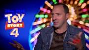 Toy Story 4 || Tony Hale, Voice of Forky Generic Interview || #SocialNews.XYZ  (Video)