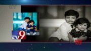 Jr NTR introduces younger son Bhargav on first birthday - TV9 (Video)