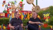 Toy Story 4 || Tim Allen & Tom Hanks Generic Interview || #SocialNews.XYZ  (Video)