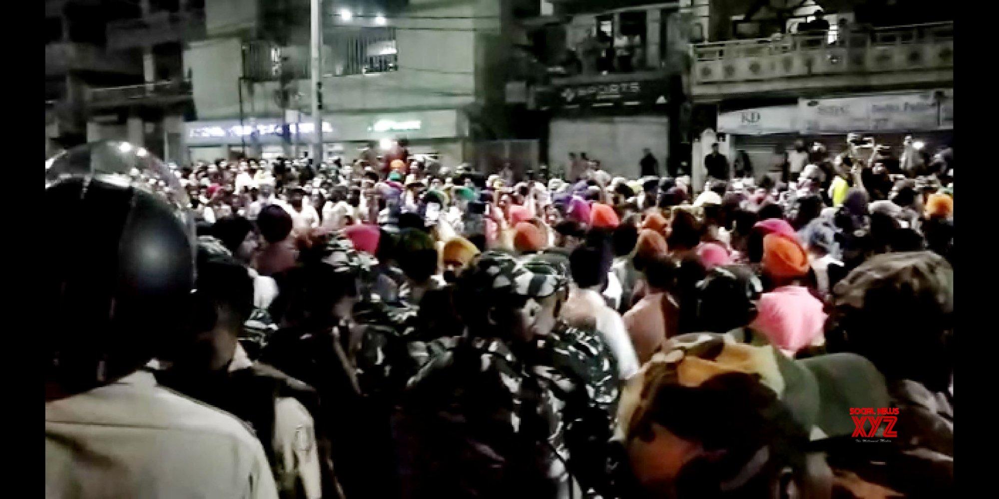 Police-tempo driver clash in Delhi: Probe team questions 18 people
