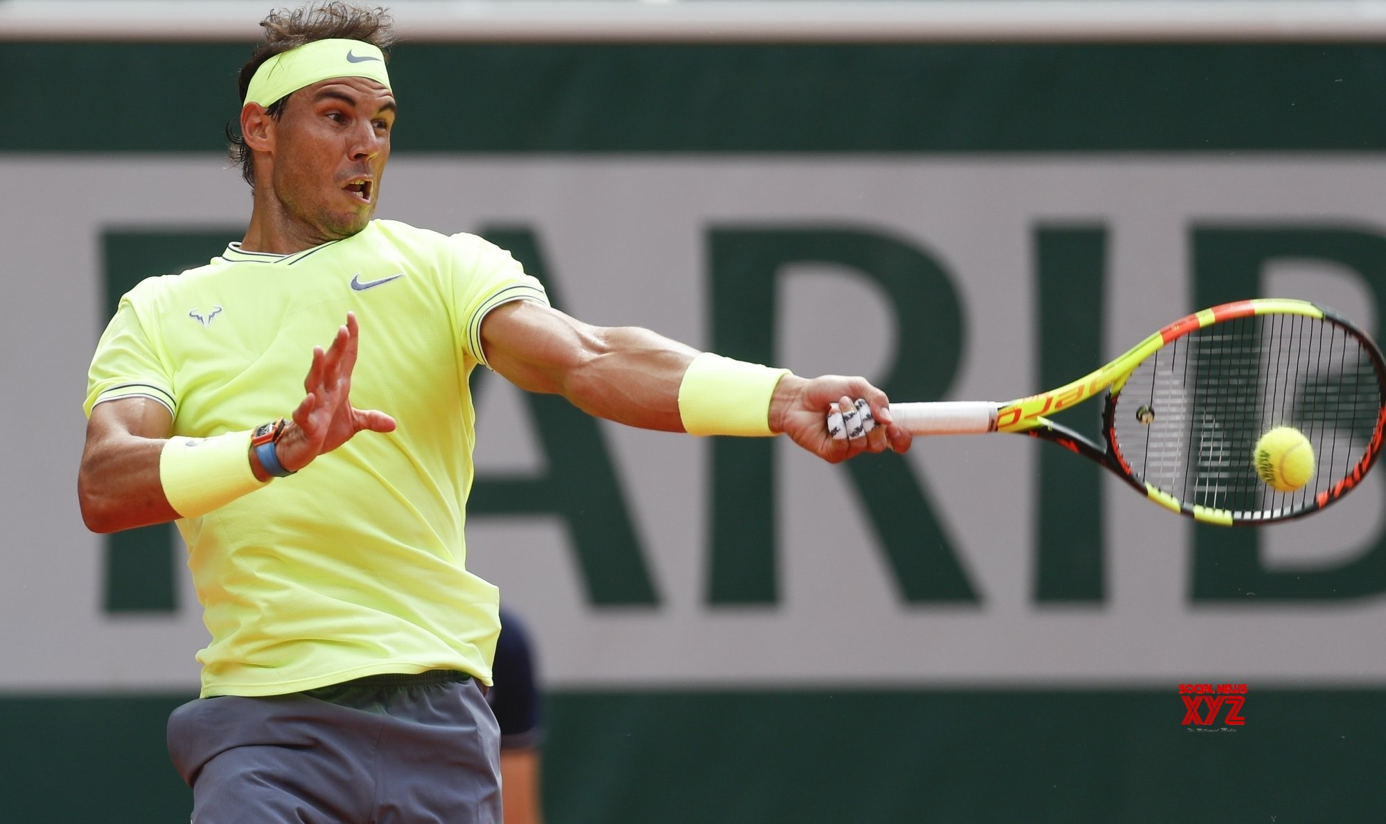 French Open to be pushed to end of September: Forget