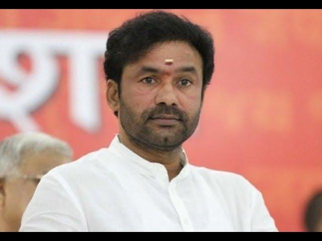 Guntur TDP Leaders Meet Kishan Reddy