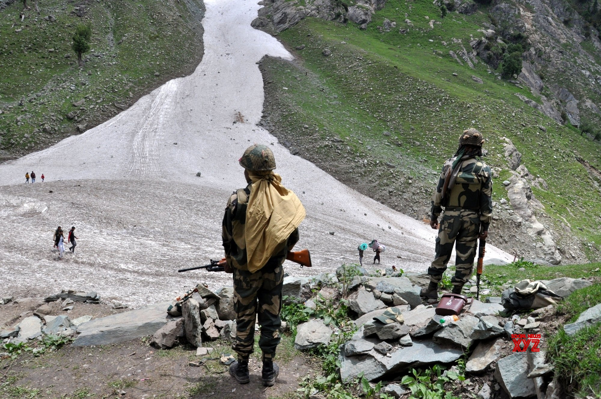 All arrangements in place for this year's Amarnath Yatra
