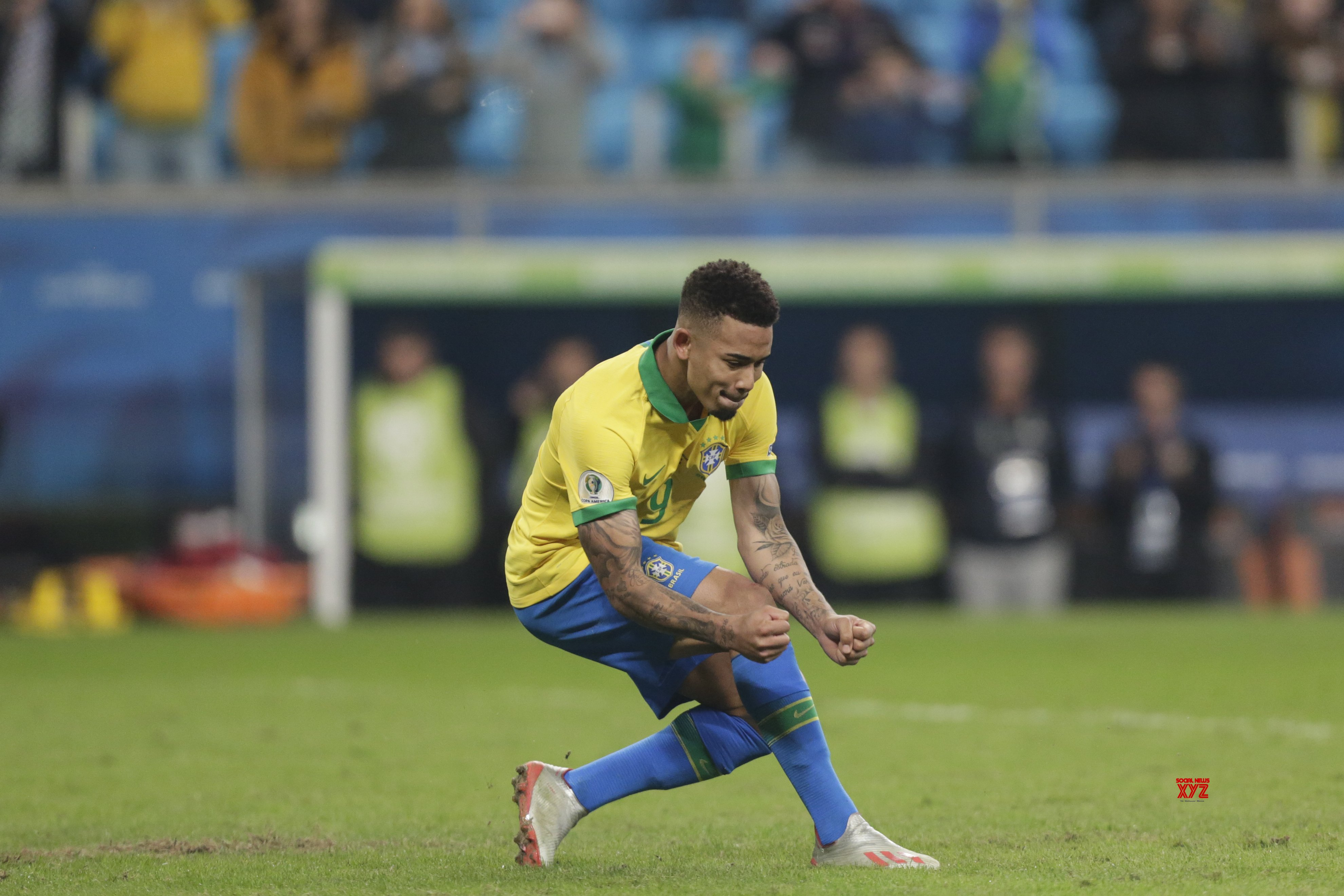 Argentina can expect tough fight from Brazil: Gabriel