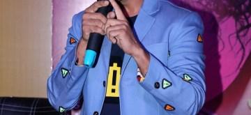 "New Delhi: Actor Raj Kummar Rao at the trailer launch of upcoming film ""Judgemental Hai Kya"", in New Delhi, on July 02, 2019. (Photo: Amlan Paliwal/IANS)"