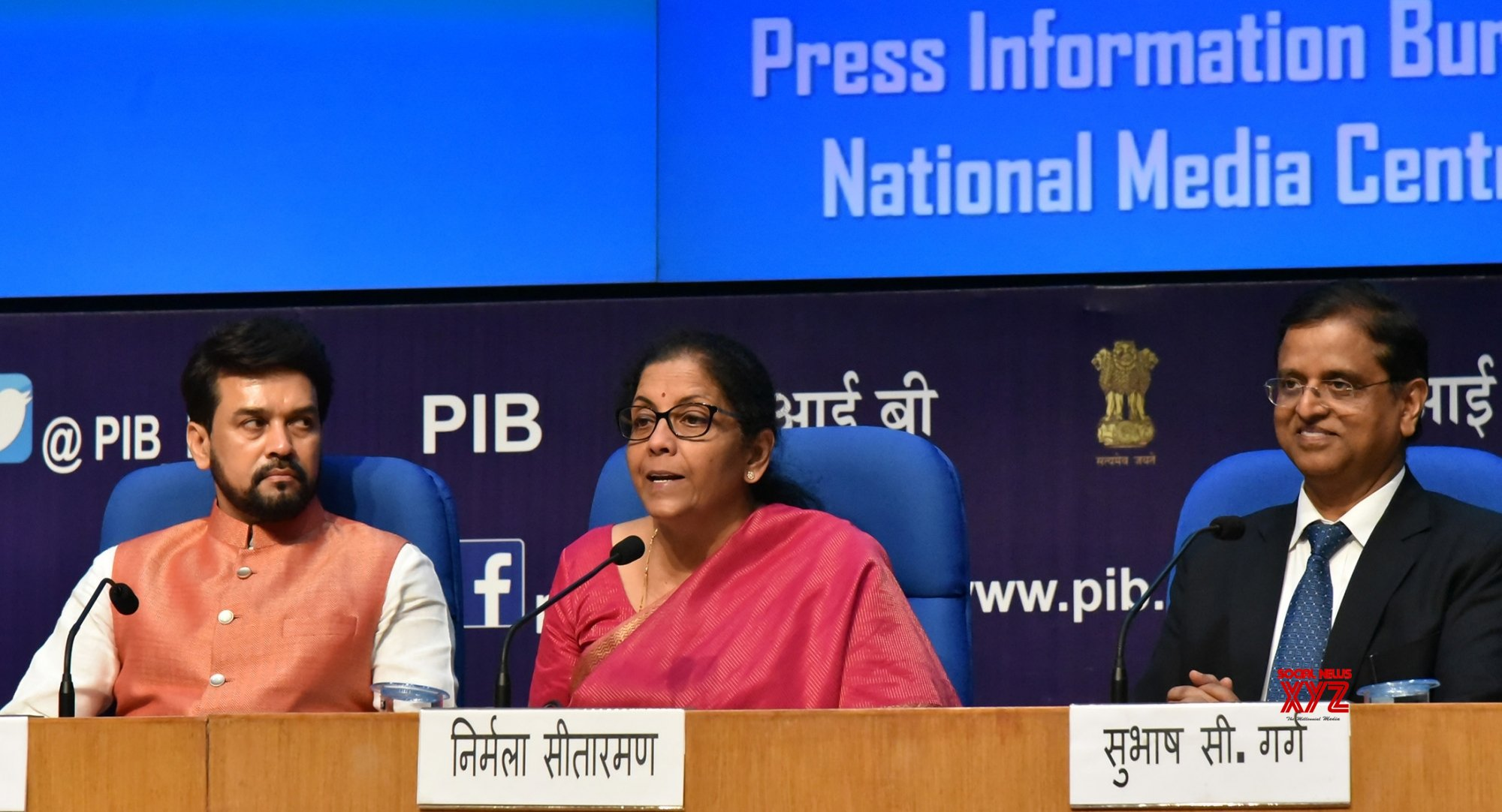 Sitharaman proposes lower effective STT on exercise of options