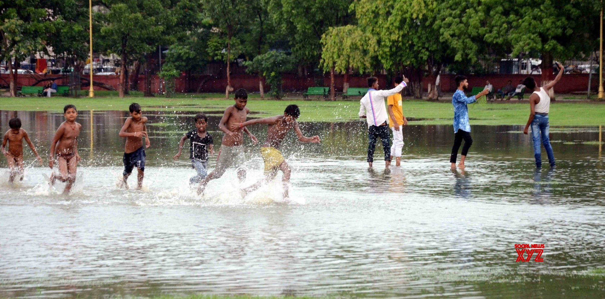 Spells of rain bring relief to parched Bihar