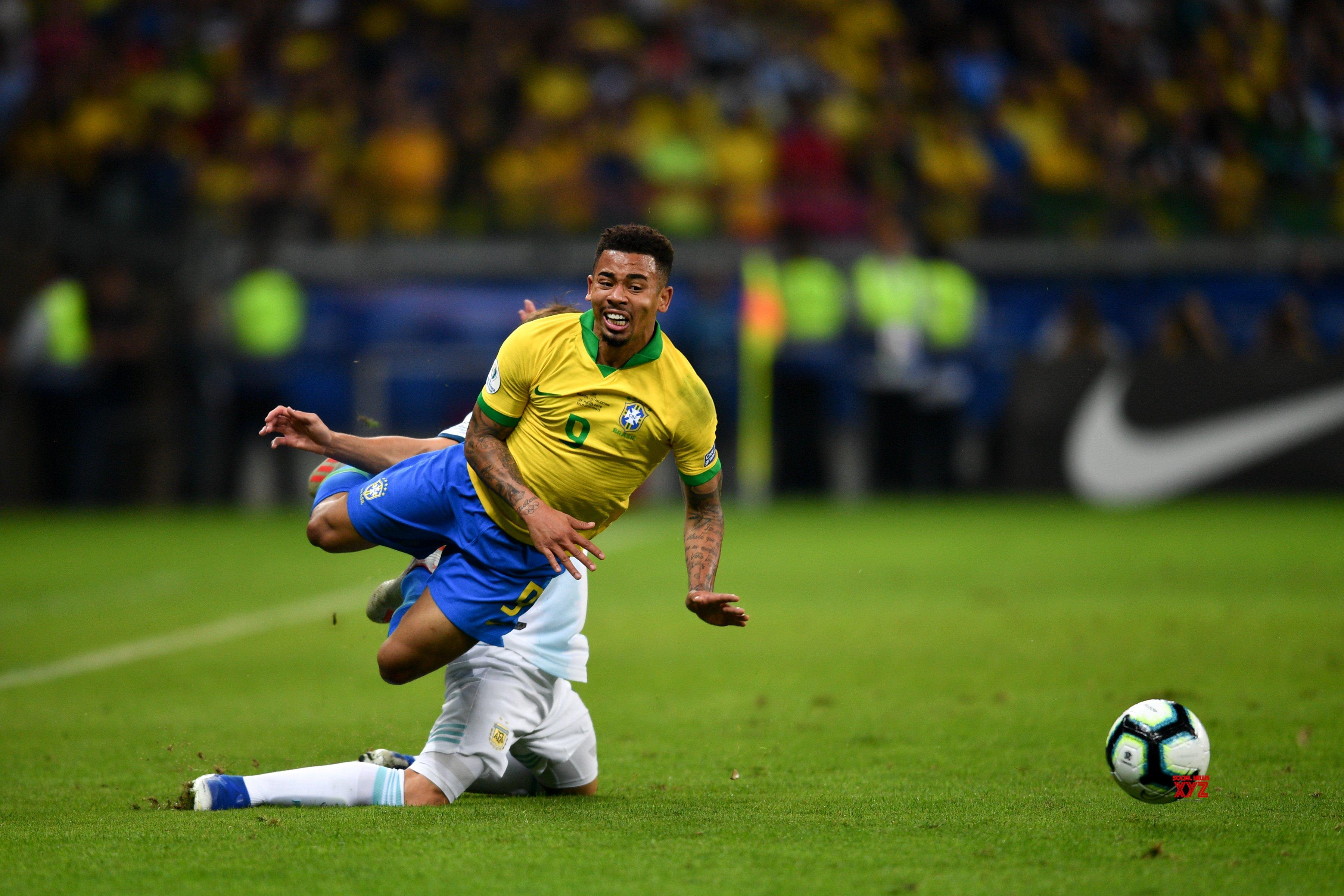 Brazil beat Peru 3-1 to win 9th Copa America title