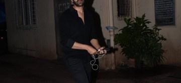 Mumbai: Actor Kartik Aaryan seen at Bandra, in Mumbai, on July 9, 2019. (Photo: IANS)
