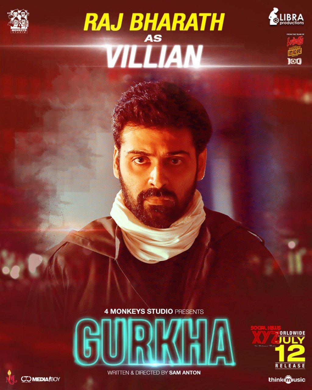 Gurkha 2021 Hindi Dubbed ORG 720p HDRip 700MB Download