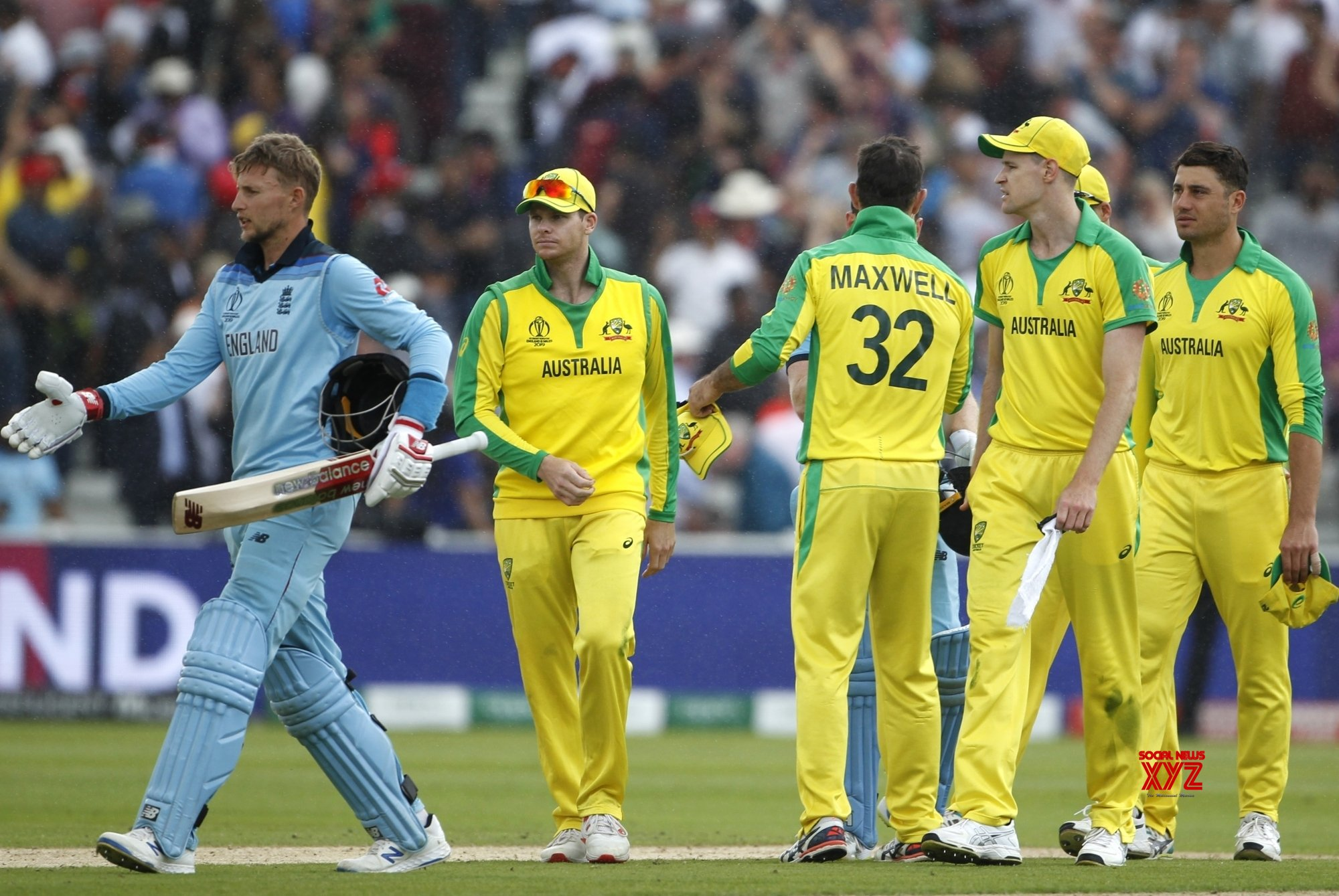 Birmingham (England): 2019 World Cup - 2nd Semi - final - Australia Vs England (Batch - 45) #Gallery
