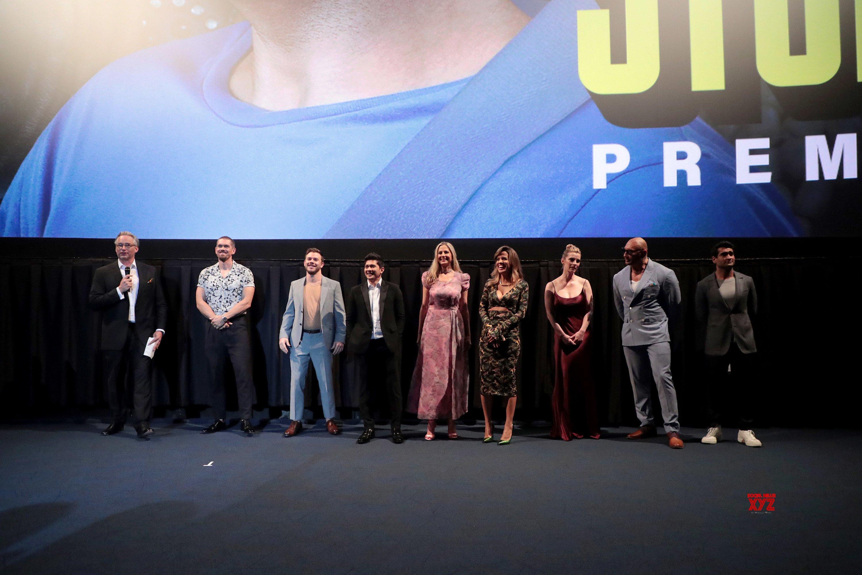 Stuber Movie Premiere HD Gallery