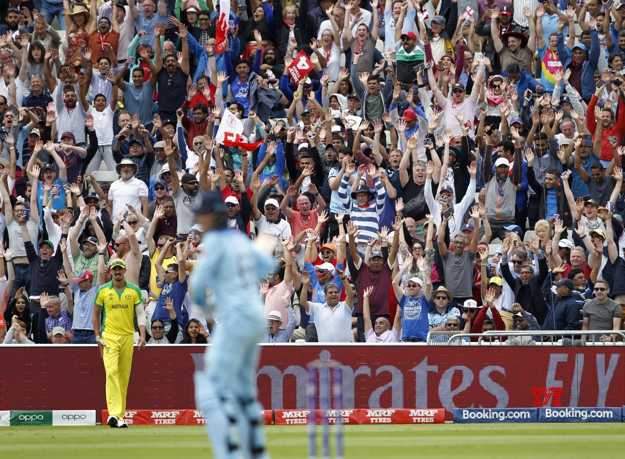 Birmingham (England): 2019 World Cup - 2nd Semi - final - Australia Vs England (Batch - 42) #Gallery