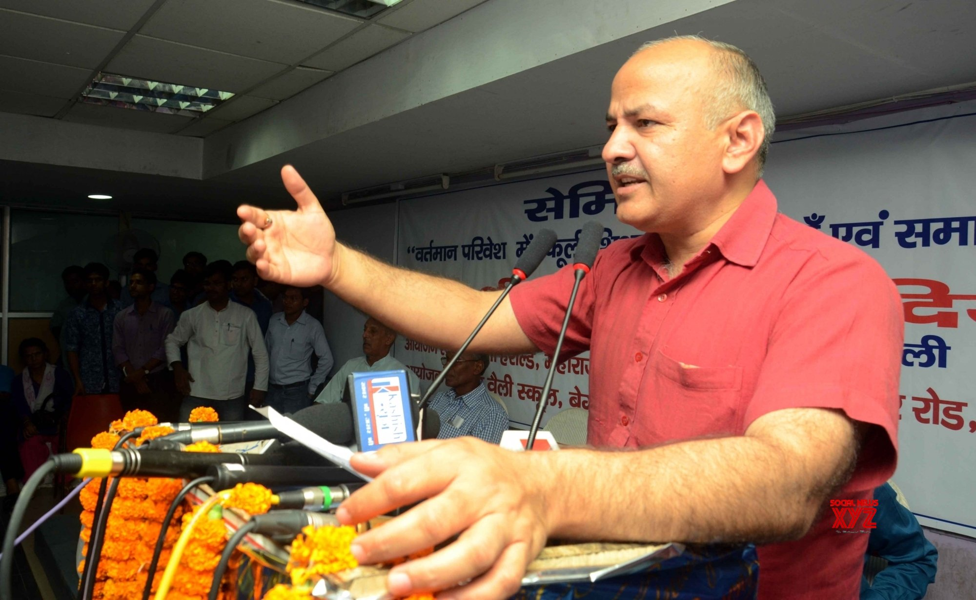 Delhi will have 9,500 buses by May 2020: Sisodia