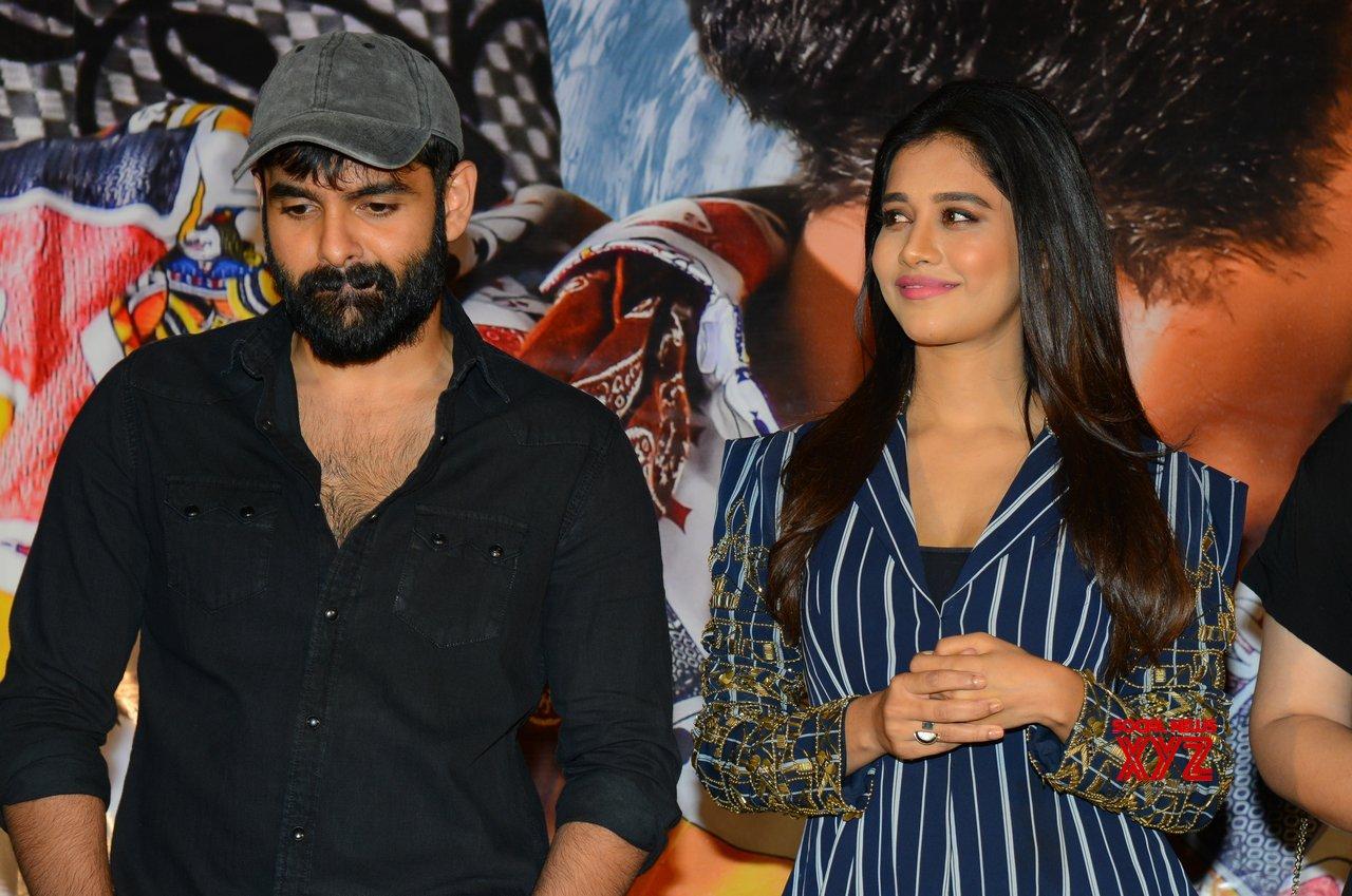 ISmart Shankar Movie Pre Release Press Meet Gallery Set 1