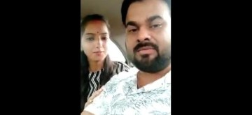 Days after a shocking revelation by a Uttar Pradesh BJP legislator's daughter that her father was after her life for marrying a Dalit boy, the woman on Thursday filed a petition in high court in this regard even as Bareily MLA Rajesh Misra denied her claims. Misra's daughter Sakshi had released a video along with her husband, claiming that the couple face a threat to their lives from her father.
