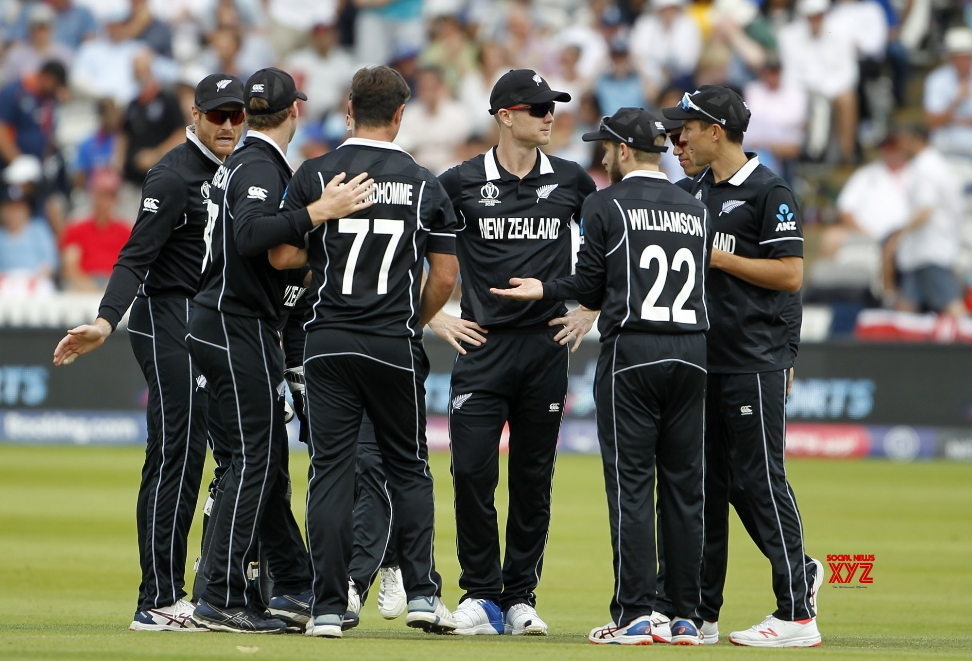 London (England): 2019 World Cup - Final - New Zealand Vs England (Batch - 35) #Gallery