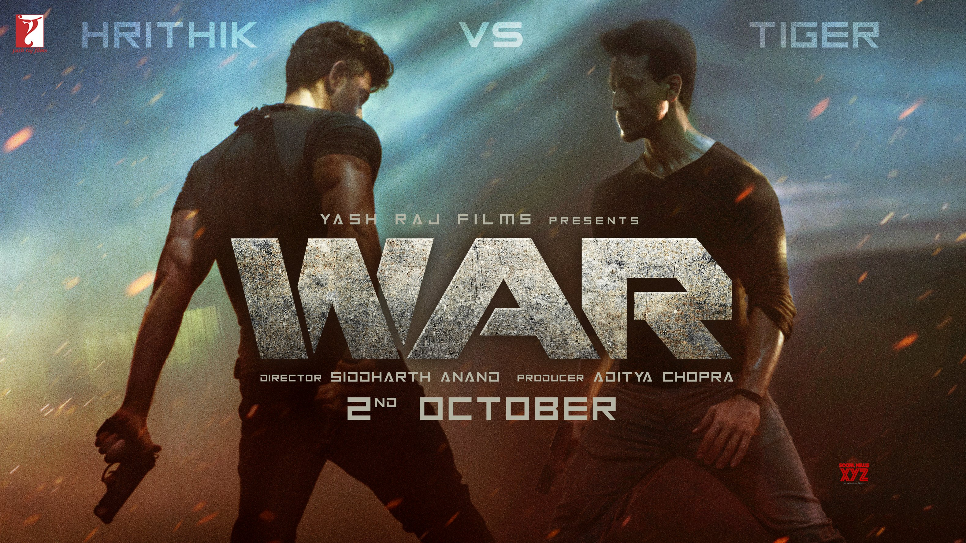 Image result for war poster hd hrithik roshan