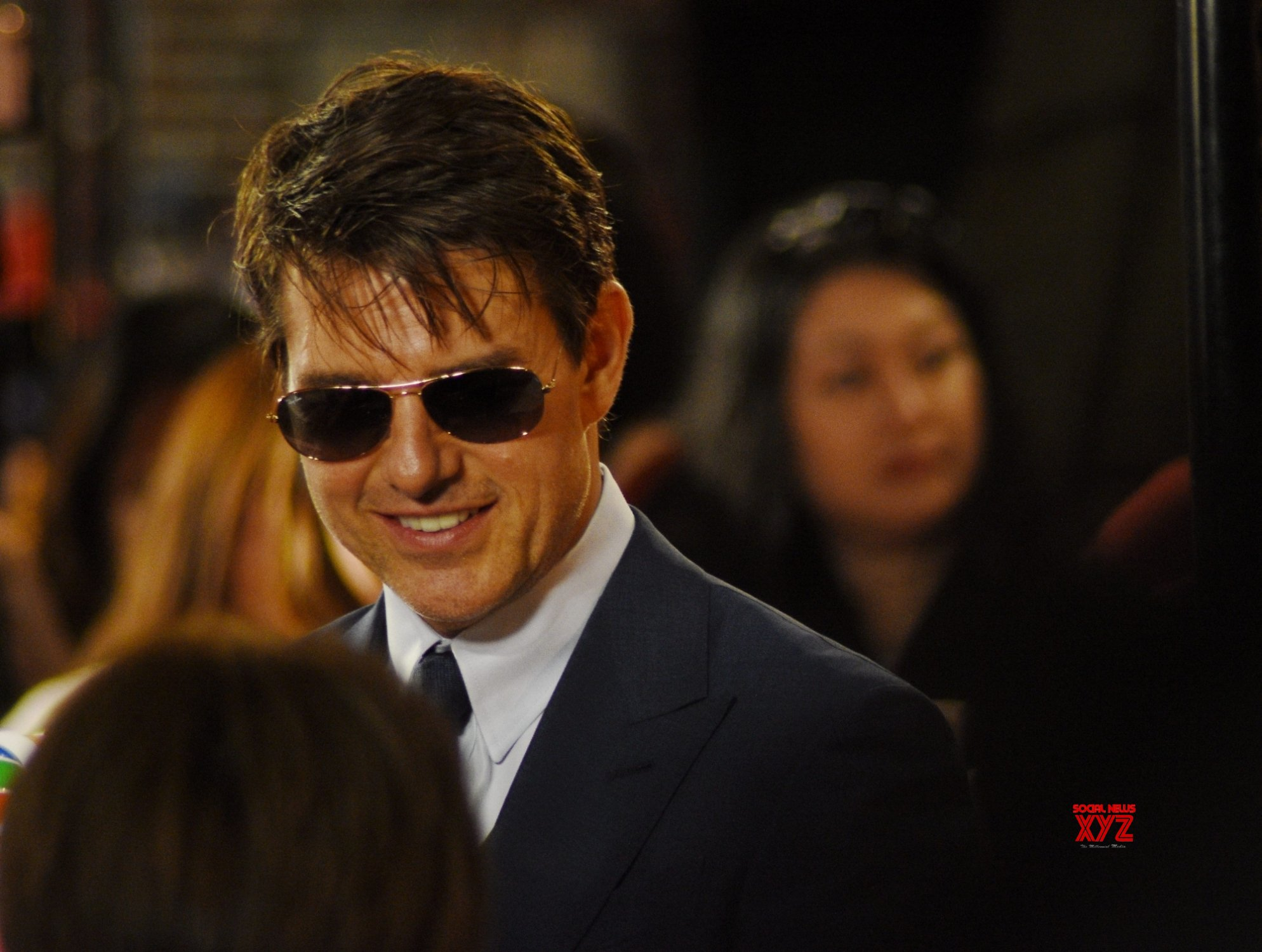 Tom Cruise's movie in space to be directed by Doug Liman