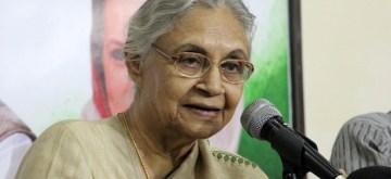 New Delhi: Former Delhi Chief Minister Sheila Dikshit passes away.