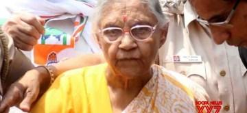 Sheila Dikshit.(File Photo: IANS)